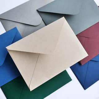 Textured Envelopes